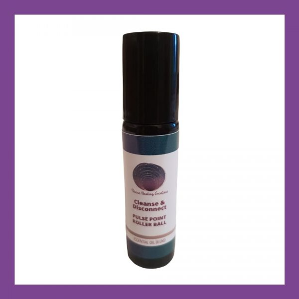cleanse and disconnect roller ball